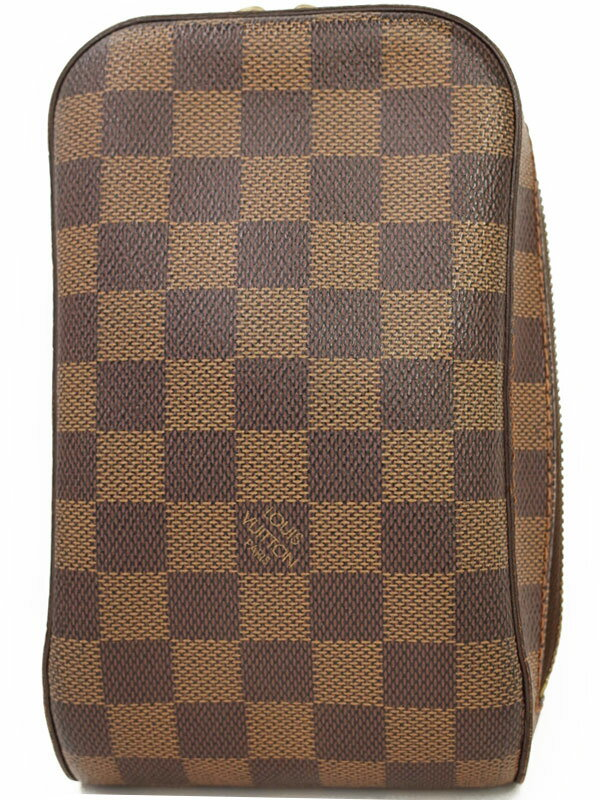 【LOUIS VUITTON】ルイヴィトン『ダミエ ジェロニモス』N51994 メンズ ボディバッグ 1週間保証【中古】