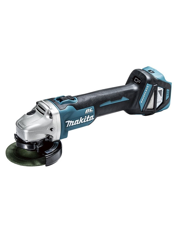 【makita】マキタ『充電式ディスクグラインダ』GA412DZ 本体のみ 18V 外径100mmアプト ブラシレスモーター【新品】