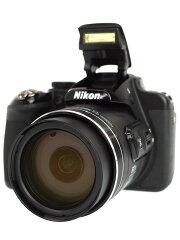 a0fdd6ab45 【Nikon】ニコン『COOLPIX P610』P610BK ブラック 1605万画素 光学60倍 SDXC Wi-Fi コンパクトデジタルカメラ  1週間保証【中古】b05e/h22AB