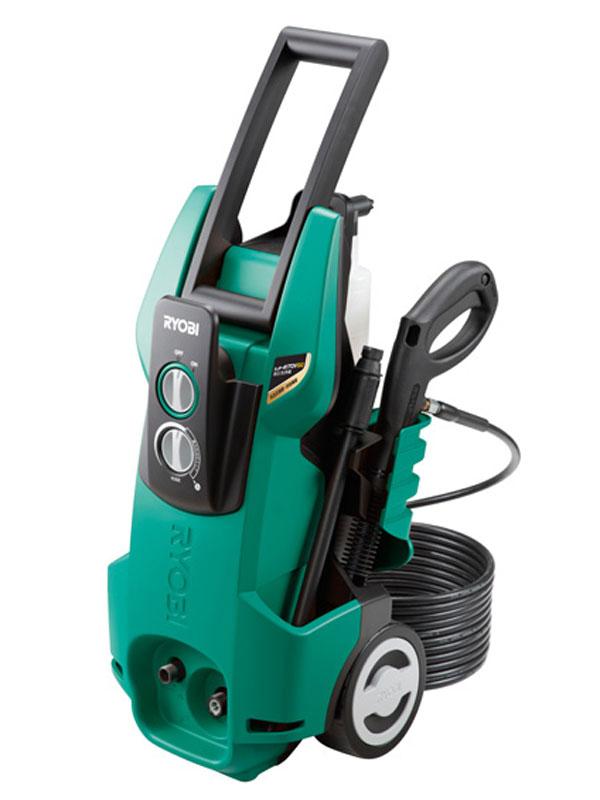 【RYOBI】リョービ『高圧洗浄機』AJP-4170VGQ 単相100V 最大11MPa 6.7L/min ホース長さ10m【新品】
