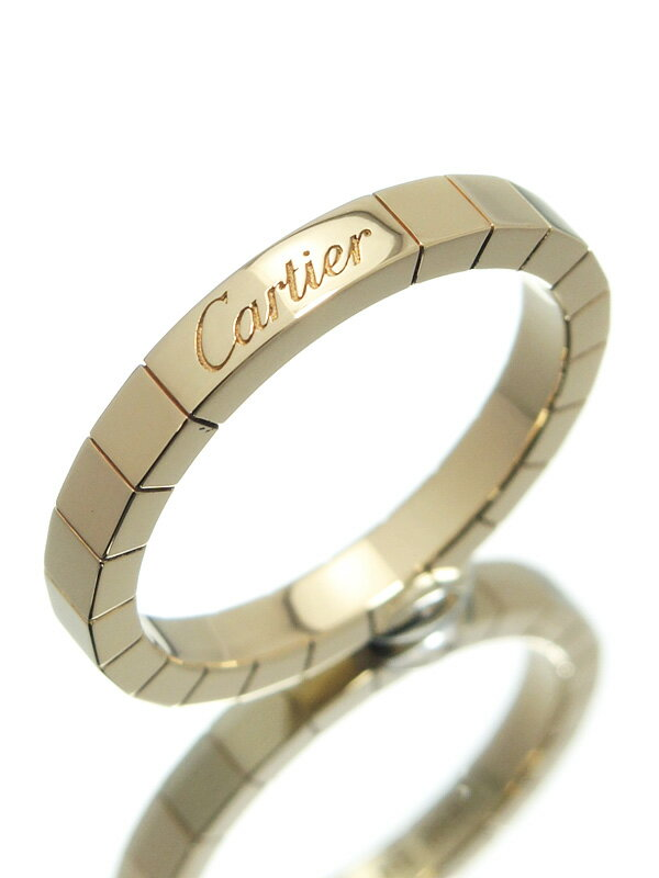 【Cartier】【仕上済】カルティエ『ラニエール リング』17.5号 1週間保証【中古】