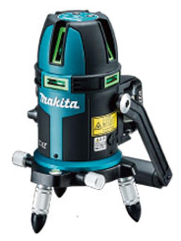【makita】マキタ『屋内/屋外兼用墨出し器』SK505GDZ ダイレクトグリーン フルライン 高精度 高輝度 レーザー墨出器 【新品】