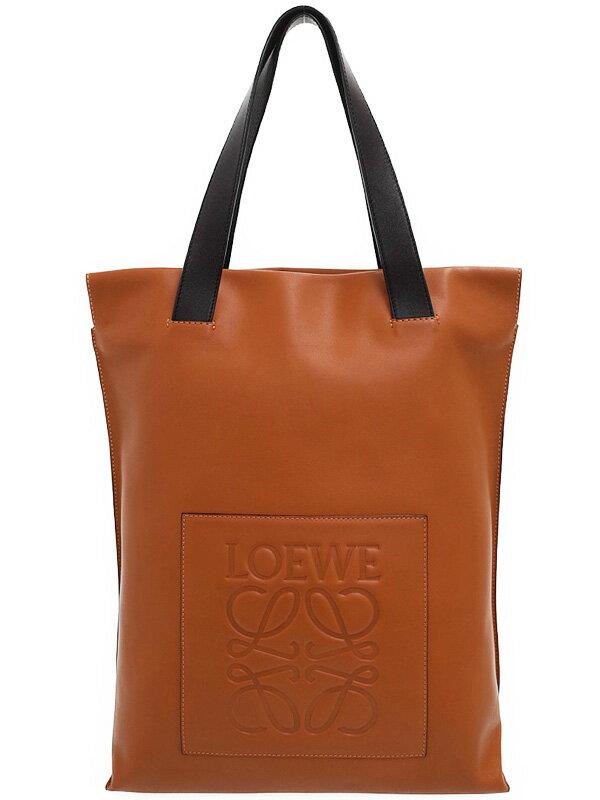【LOEWE】ロエベ『ショッパーバッグ』レディース トートバッグ 1週間保証【中古】
