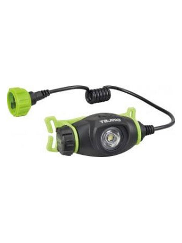 【Tajima】タジマ『ペタLEDヘッドライト』LE-U303 充電池別売 最大300lm 上下可動ヘッド 強化保護ガラス 1週間保証【新品】