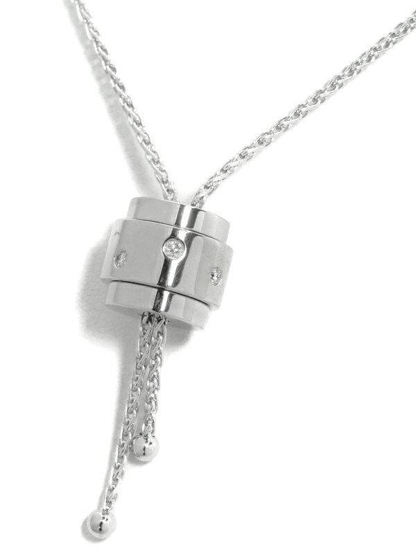 【PIAGET】ピアジェ『ポセション バンド ネックレス ダイヤモンド』1週間保証【中古】