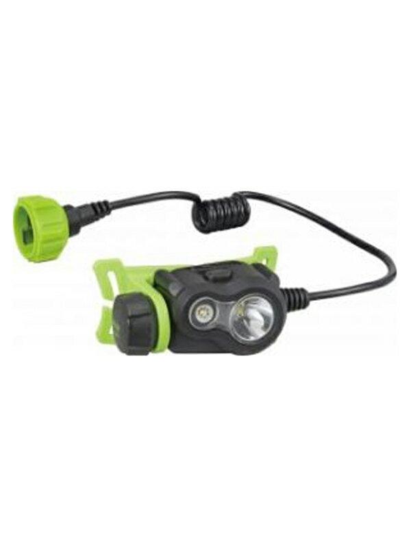 【Tajima】タジマ『ペタLEDヘッドライト』LE-U301 電池別売 最大300lm 上下可動ヘッド 2灯式3照射切替 1週間保証【新品】