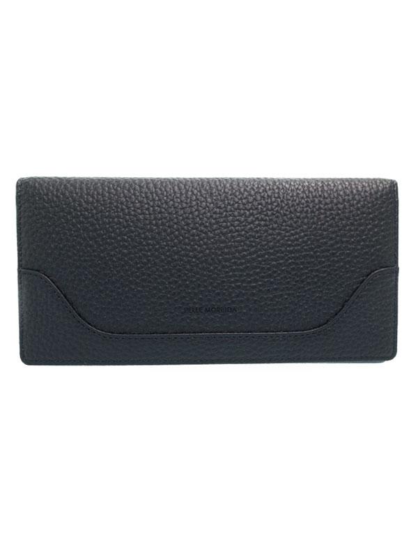 【PELLE MORBIDA】ペッレモルビダ『二つ折り長財布』PMO-BA010 メンズ 1週間保証【中古】