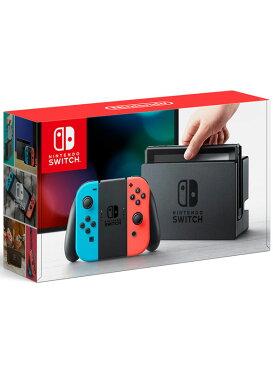 【任天堂】【Nintendo】ニンテンドー『Switch(スイッチ)』HAC-S-KABAA 店舗印なし ゲーム機本体【新品】b00e/N