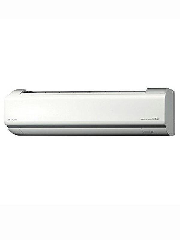 【HITACHI】日立『白くまくんVシリーズ』RAS-V25F(W) スターホワイト 単相100V 8畳用 ルームエアコン【新品】