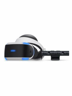 【SONY】ソニー『プレイステーションVR PlayStation Camera同梱版』CUHJ-16003 ゲーム機周辺機器 1週間保証【中古】