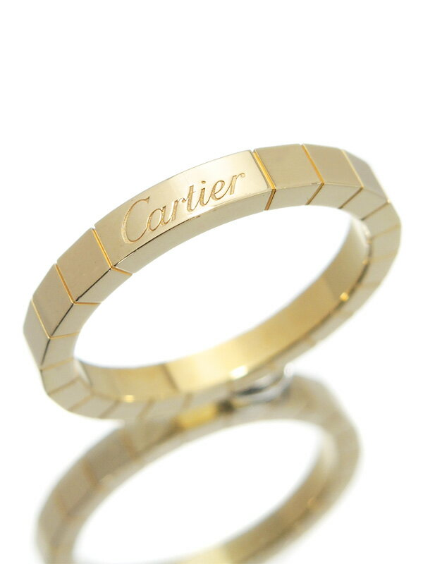 【Cartier】カルティエ『ラニエール リング』18号 1週間保証【中古】