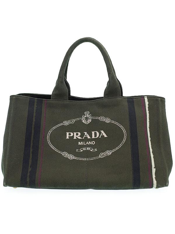 【PRADA】プラダ『カナパ トートバッグ』BN1872 レディース 1週間保証【中古】