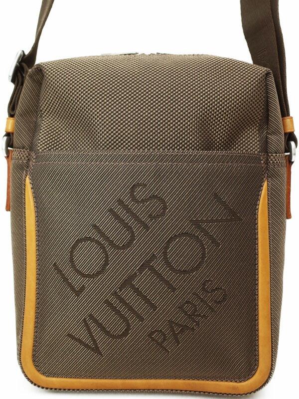 【LOUIS VUITTON】ルイヴィトン『ダミエ ジェアン シタダン』M93040 メンズ ショルダーバッグ 1週間保証【中古】