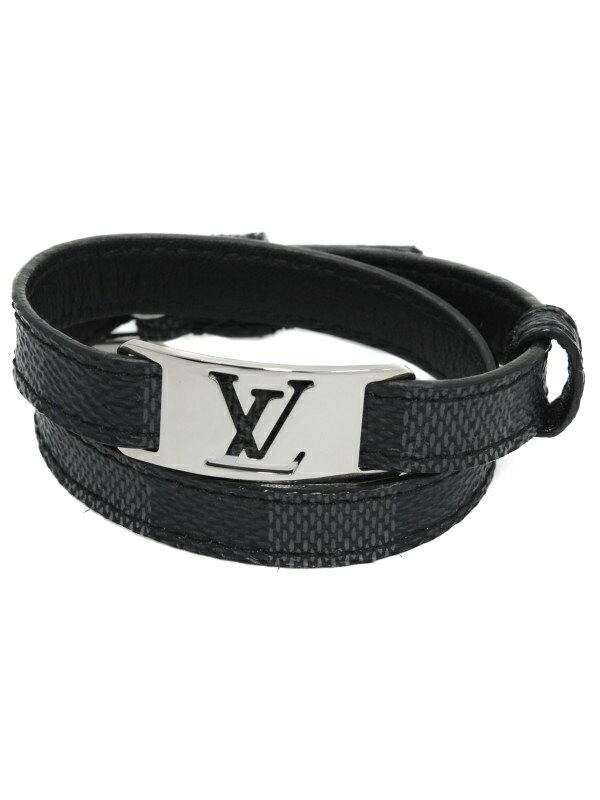 【Louis Vuitton】ルイヴィトン『ブラスレ・サイン イット』M6616E ブレスレット 1週間保証【中古】