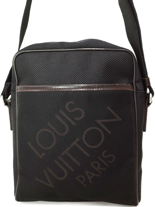【LOUIS VUITTON】ルイヴィトン『ダミエ ジェアン シタダンNM』M93223 メンズ ショルダーバッグ 1週間保証【中古】