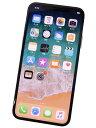 【Apple】アップル『iPhone X(テン) 256GB SIMフリー』MQC22J/A 2017年11月 シルバー iOS11.4.1 5.8型 白ロム ○判定 スマートフォン 1週間保証【中古】b02e/h02AB