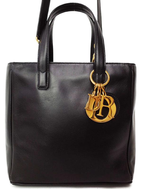 【Dior】クリスチャンディオール『2WAYハンドバッグ』レディース 2WAYバッグ 1週間保証【中古】