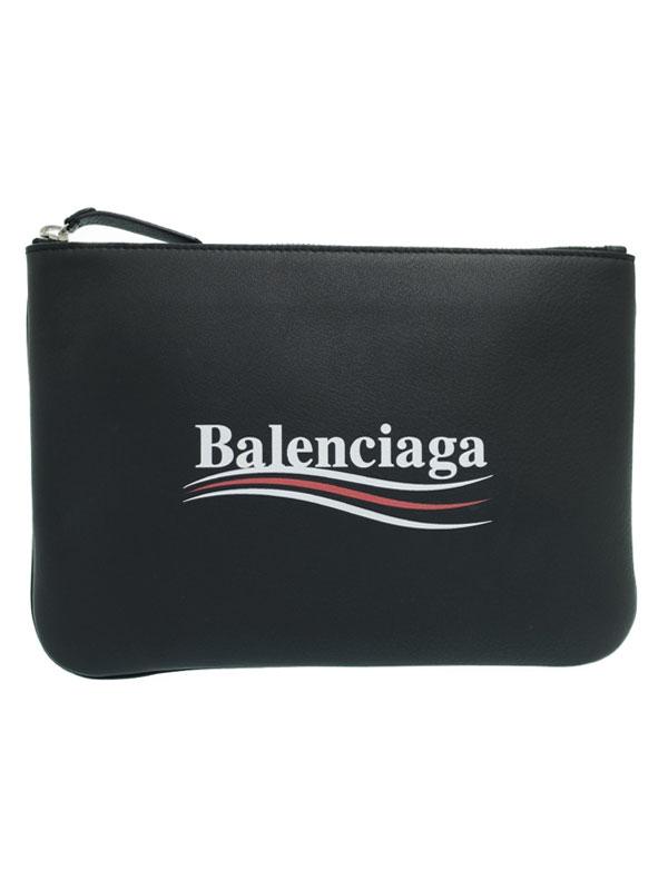 【BALENCIAGA】バレンシアガ『エブリデイ ポーチM』516358 レディース 1週間保証【中古】