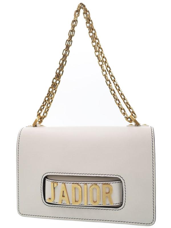【Christian Dior】クリスチャンディオール『J'ADIOR フラップバッグ』M9000CVWU レディース ショルダーバッグ 1週間保証【中古】