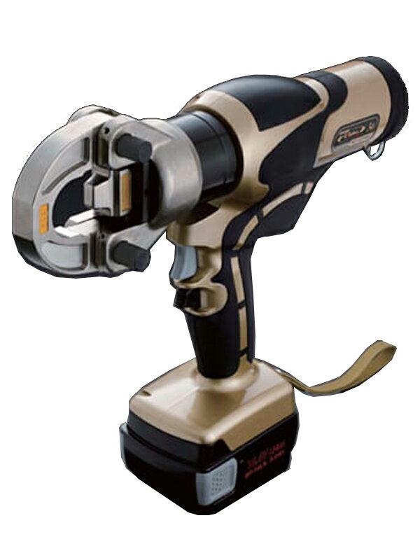 【IZUMI】イズミセイキセイサクジョ『充電油圧式多機能工具 ブラック&ゴールド限定モデル』REC-Li250MP 圧着工具 1週間保証【中古】