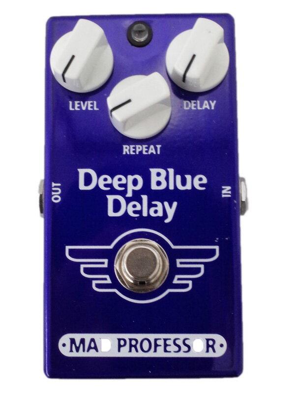 【Mad Professor】マッドプロフェッサー『デジタルディレイ』Deep Blue Delay 1週間保証【中古】