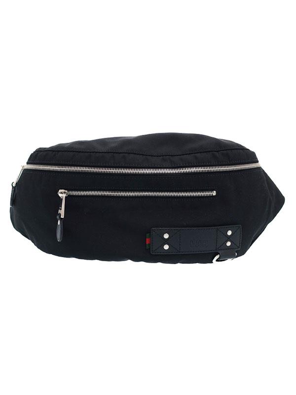 【GUCCI】グッチ『ベルトバッグ』246409 メンズ ボディバッグ 1週間保証【中古】