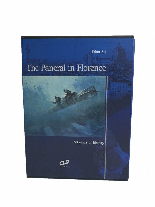 【PANERAI】パネライ『パネライ 150周年記念書籍』Panerai in Florence 150 Years of History 1週間保証【中古】