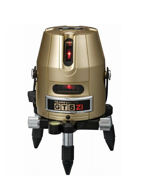 【TAJIMA】タジマ『レーザー墨出し器』GT5Z-I 本体のみ たち×4 レーザー墨出器 1週間保証【新品】