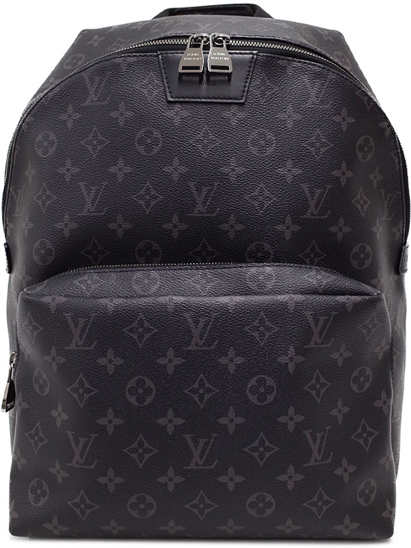 【LOUIS VUITTON】【リュックサック】ルイヴィトン『モノグラム エクリプス アポロ バックパック』M43186 メンズ 1週間保証【中古】