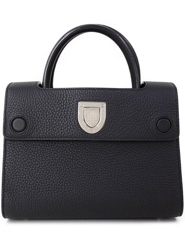 【Christian Dior】クリスチャンディオール『ディオールエヴァー ハンドバッグ』レディース ハンドバッグ 1週間保証【中古】