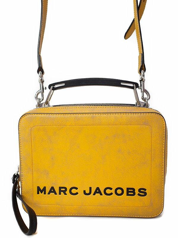 【MARC JACOBS】マークジェイコブス『ザ ボックス ヴィンテージ ザ ボックス 23』M0014259 レディース 2WAYバッグ 1週間保証【中古】