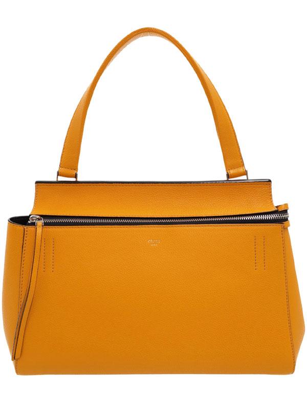 【CELINE】セリーヌ『エッジ スモール』174013 レディース ハンドバッグ 1週間保証【中古】