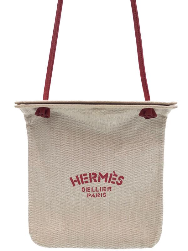 【HERMES】エルメス『アリーヌ PM』レディース ショルダーバッグ 1週間保証【中古】