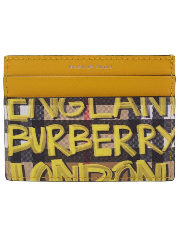【BURBERRY】バーバリー『カードケース』レディース 1週間保証【中古】