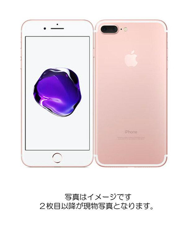 【Apple】【SoftBankのみ】アップル『iPhone 7 Plus 128GB SoftBank ローズゴールド』MN6J2J/A 2016年09月発売 スマートフォン 1週間保証【中古】