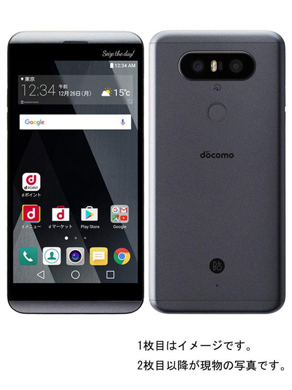 【LGエレクトロニクス】【ドコモのみ】『V20 PRO 32GB docomo チタン』L-01J 2017年2月発売 スマートフォン 1週間保証【中古】