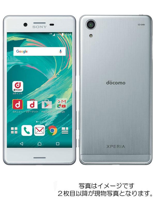 【SONY】【エクスペリア】【ドコモのみ】ソニー『Xperia X Performance 32GB docomo ホワイト』SO-04H 2016年6月発売 スマートフォン 1週間保証【中古】