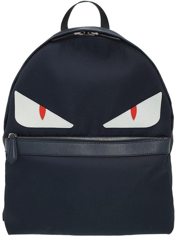 【FENDI】【BAG BAGS】フェンディ『バッグバグズ リュックサック』7VZ012 レディース バッグパック 1週間保証【中古】