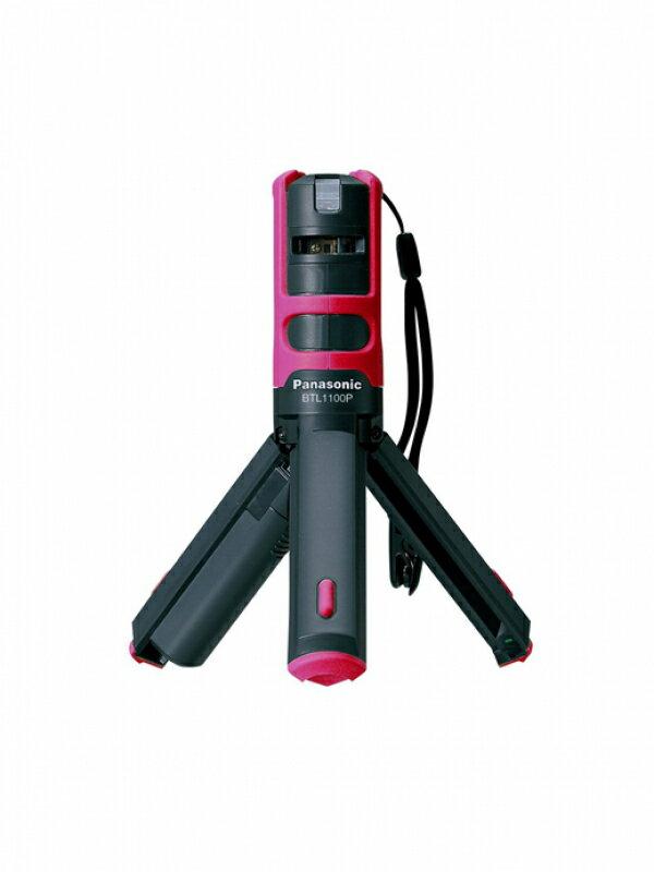 【Panasonic】パナソニック『レーザーマーカー墨出し名人 ケータイ』BTL1100P ピンク 壁十文字 水平・鉛直ライン レーザー墨出し器 1週間保証【新品】