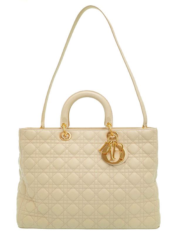 【Christian Dior】クリスチャンディオール『レディディオール』M0570GCAL-1U レディース 2WAYバッグ 1週間保証【中古】