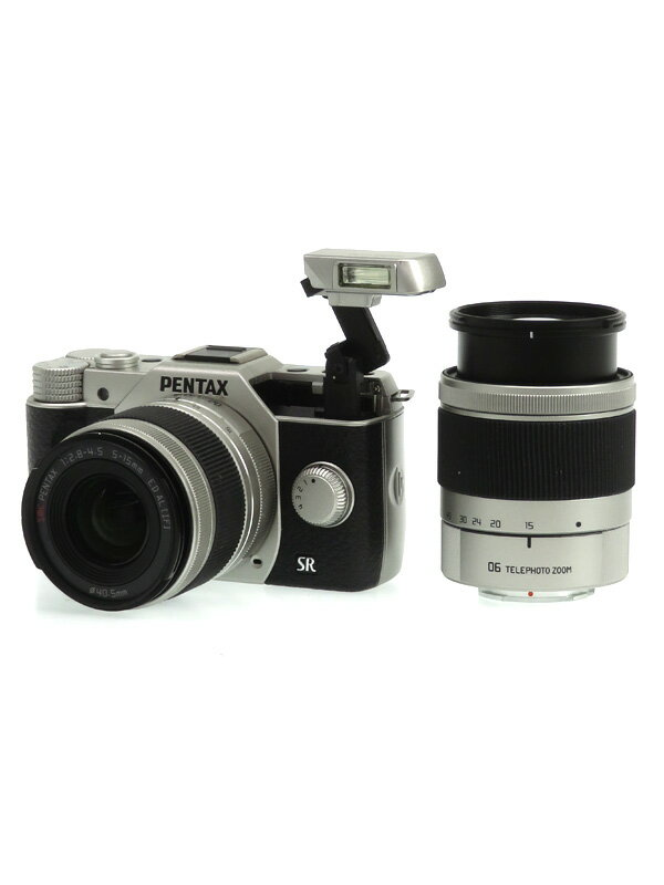 デジタルカメラ, ミラーレス一眼カメラ RICOHPENTAX Q10 1240 SDXC HD 1b03eh14AB