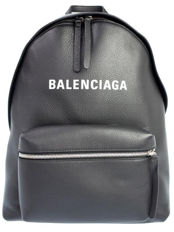【BALENCIAGA】バレンシアガ『バックパック』545193 メンズ レディース 1週間保証【中古】