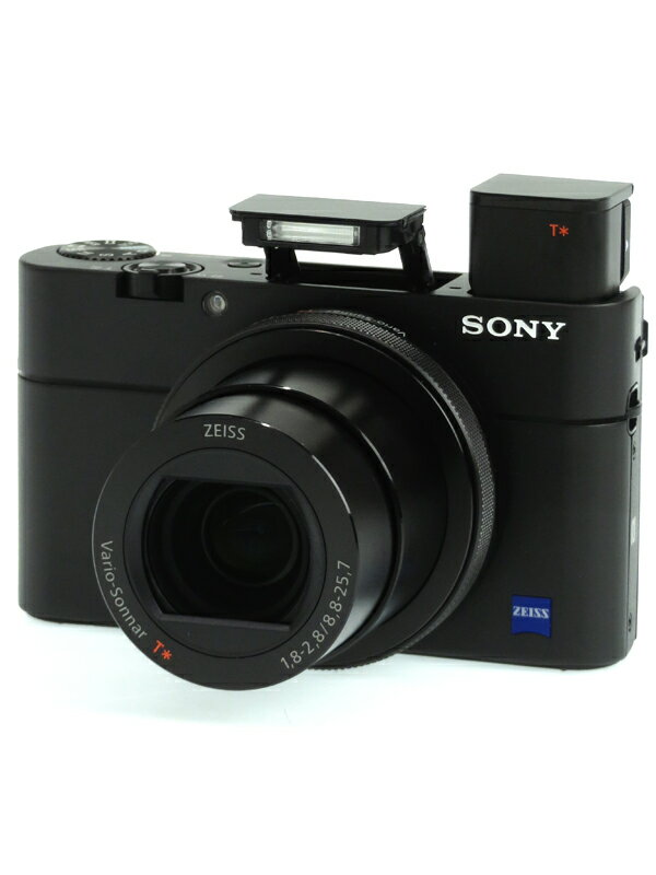 【SONY】ソニー『Cyber-shot(サイバーショット) RX100V』DSC-RX100M5 2010万画素 24-70mm相当 4K動画 コンパクトデジタルカメラ 1週間保証【中古】