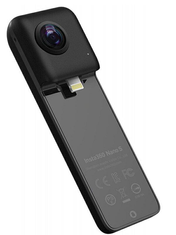 【iPhone専用】『Insta360 Nano S』CINNANS/A ビデオカメラ 1週間保証【新品】