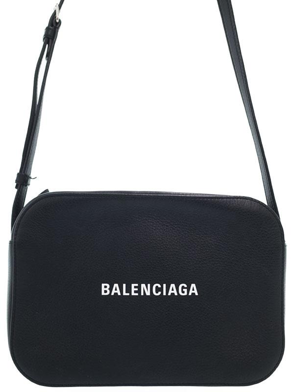 【BALENCIAGA】バレンシアガ『エブリデイ カメラバッグ』552370 レディース ショルダーバッグ 1週間保証【中古】