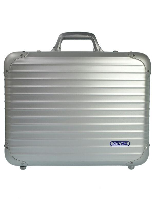 【RIMOWA】リモワ『トパーズ アタッシュケース』928.45 メンズ ビジネスバッグ 1週間保証【中古】