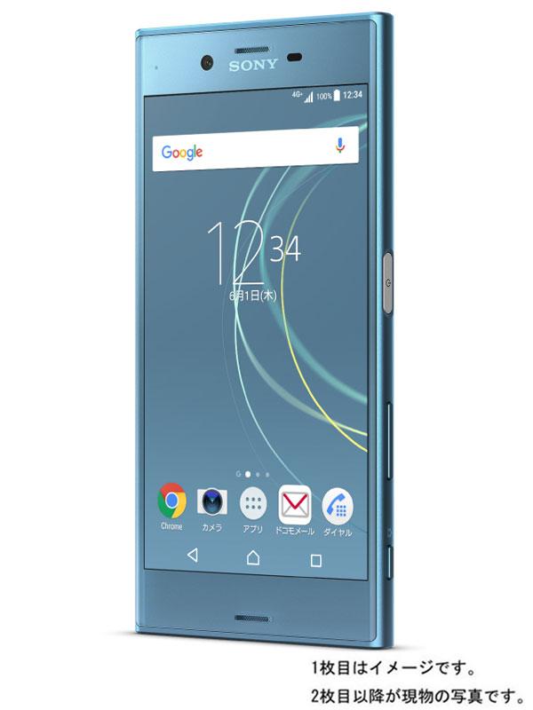 【SONY】【エクスペリア】ソニー『Xperia XZs 32GB ドコモのみ アイスブルー』SO-03J 2017年5月発売 スマートフォン 1週間保証【中古】