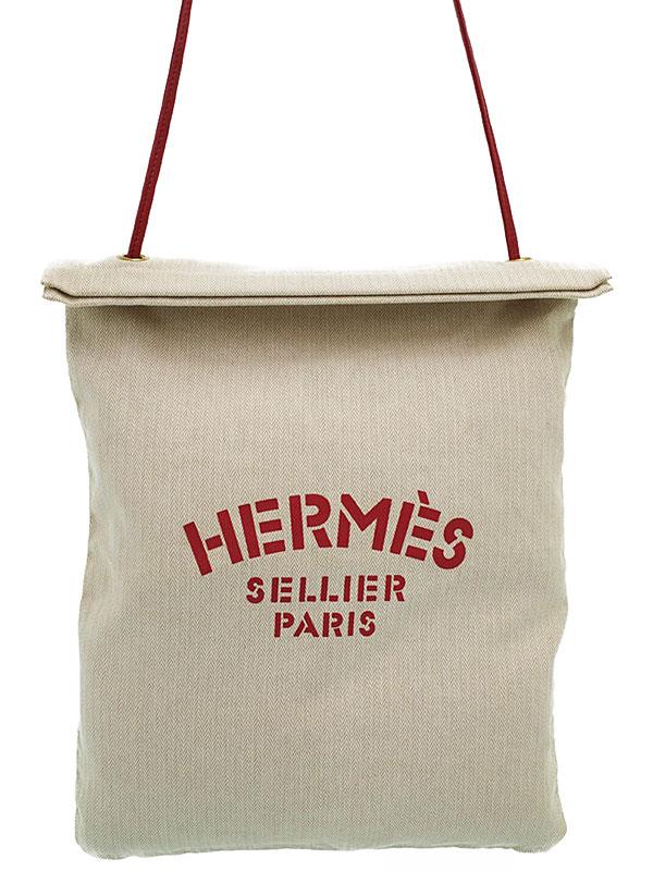 【HERMES】【ゴールド金具】エルメス『アリーヌGM』レディース ショルダーバッグ 1週間保証【中古】