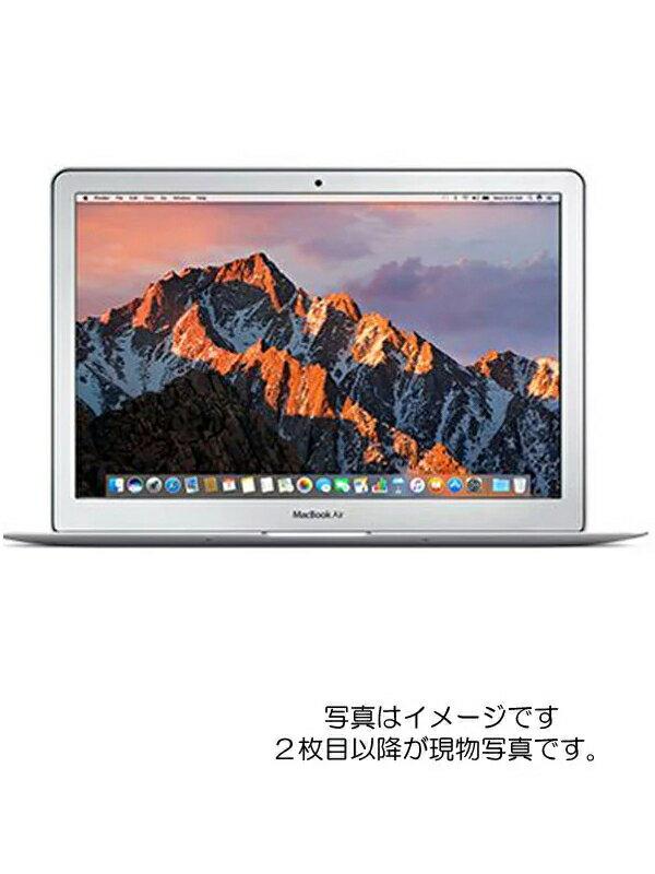 【Apple】【テレワーク】アップル『MacBook Air 13.3-inch Mid 2017』MQD32J/A ノートパソコン 1週間保証【中古】