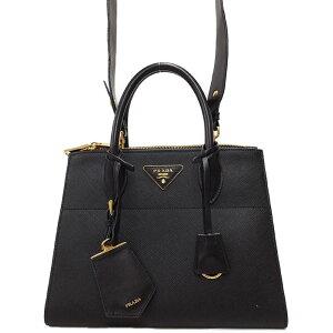 [PRADA] Prada Paradigum Bag 1BA103 Ladies 2WAY bag 1 week warranty [Used] b06b/h04A
